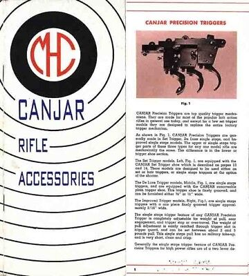 Canjar 1964 Rifle Accessories