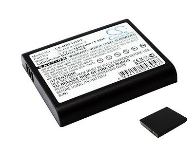 78-6972-0004-2 Battery for 3M Mpro 120, Mpro 120 Micro Projector, MP160, MP180
