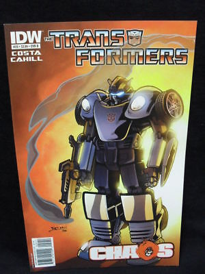Transformers #29 Ongoing Mike Costa Cover B (Idw Comics) Reduced