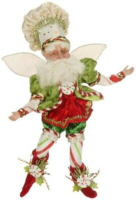 Peppermint Dreams Fairy sm 9 in Mark Roberts Christmas Collectible 51-27928 NEW