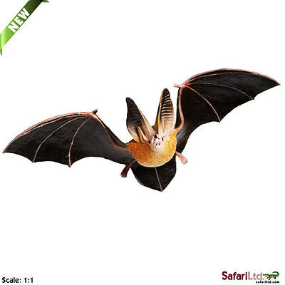 Townsend's Big-Eared Bat by Safari Ltd/New 2013/ Toy/266829/ Incredible Creature