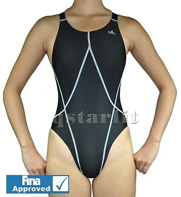 RACING COMPETITIVE ENDURANCE SWIMSUITS 32  L girls 14