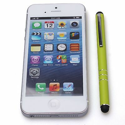 Green Universal Stylus Touch Screen Pen For Tablet PC iPhone iPad Samsung Galaxy