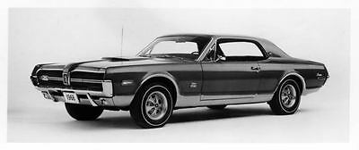 1968 Mercury Cougar XR7 GTE Automobile Photo Poster zua3830-R2ODOK