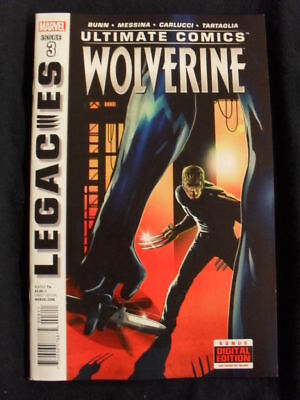 Ultimate Comics: Wolverine #3 Cullen Bunn (Marvel Comics)