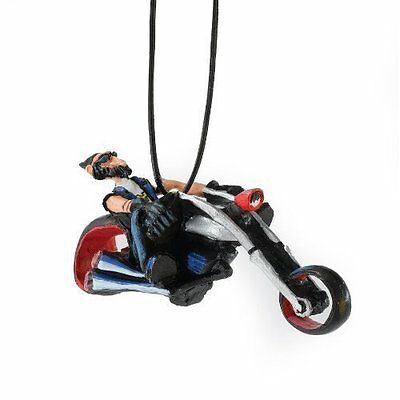Speed Freaks Bikes Country Artists *basher* Hanging Ornament 02311 Rrp: £9.95!