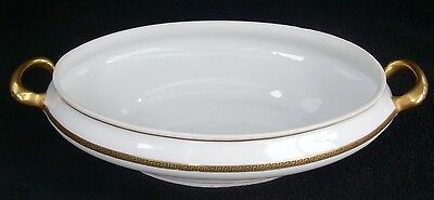 KPM Made In Germany Venus China Silesia #26370 Oval Covered Veg Bowl/No Lid