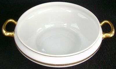KPM Made In Germany Venus China Silesia #26370 Round Covered Veg Bowl/No Lid