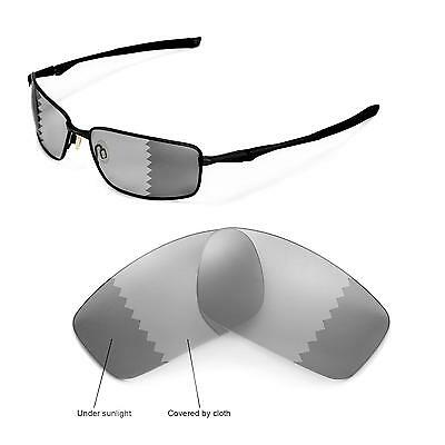676ce04843 New Walleva Polarized Transition Photochromic Lenses For Oakley Splinter