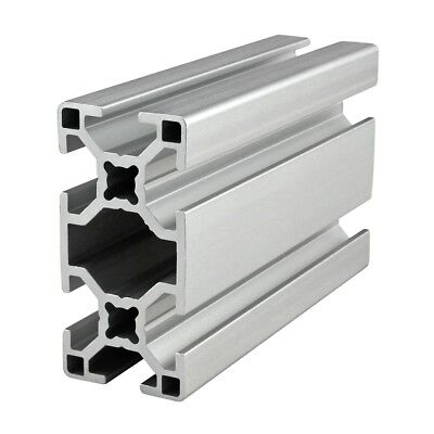 80/20 Inc T-Slot 30mm x 60mm Aluminum Extrusion 30 Series 30-3060 x 915mm N