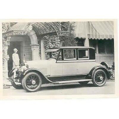 1925 Lincoln Model 143 Coupe  Factory Photo ab1996-IWNRIV