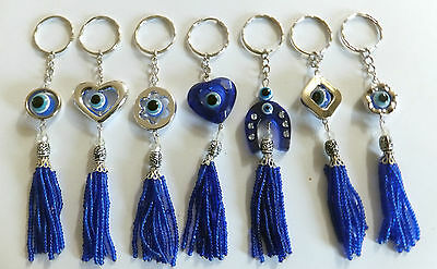 Evil Eye Key Rings,Different Models, Keyrings