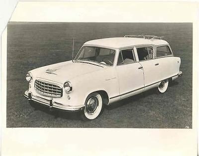 1955 Rambler Cross Country ORIGINAL Factory Photo H1505-EN6U5C
