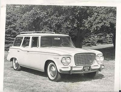 1961 Studebaker Lark ORIGINAL Factory Photo H2520-23Y5HW