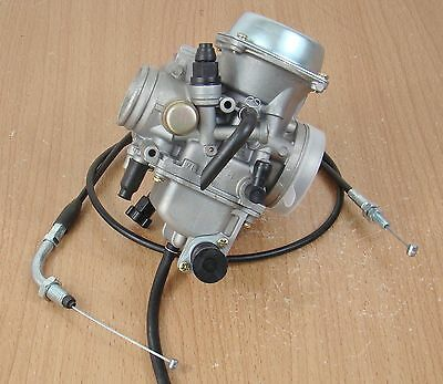 CARBURETOR For HONDA ATV ATC250SX FourTrax 250 300 Free Cable