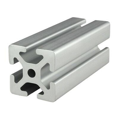 8020 T Slot 40mm X 40mm Aluminum Extrusion 40 Series 40-4040 x 455mm N