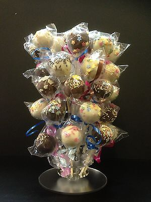 Cake Pop Stand,Table Center,Wedding Display Holds 44 Pops