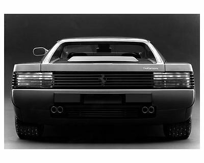 1985 Ferrari Testarossa Automobile Photo Poster zua9581-ZZWQU1