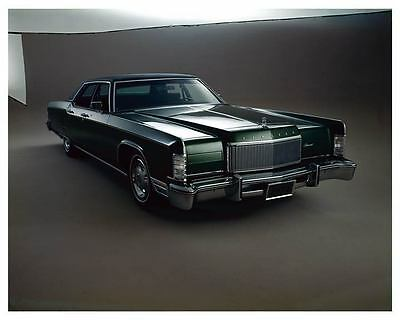 1974 Lincoln Continental Automobile Photo Poster zua9629-BJGJ6D