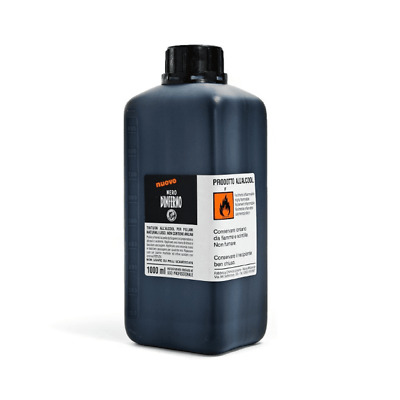 NERO D'INFERNO - PERMANENT STAINING INK - 1000ml - LEATHER DYE - 10 COLOURS