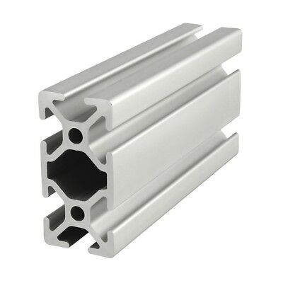 80/20 Inc T-Slot 25mm x 50mm Aluminum Extrusion 25 Series 25-2550 x 915mm N