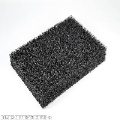 3 x Alloy Fuel Tank Foam Block (380 x 280 x 50) Baffle For Motorsport Use