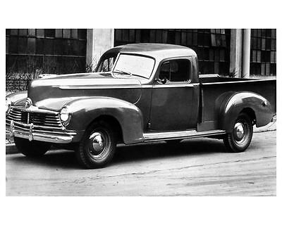 1947 Hudson Cab Pickup Truck Factory Photo ua8272-QHWRIC