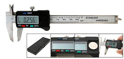 """150 x 0.01mm DIGITAL CALIPERS Electronic Stainless Steel Hand Tool *NEW  6"""" Inch"""