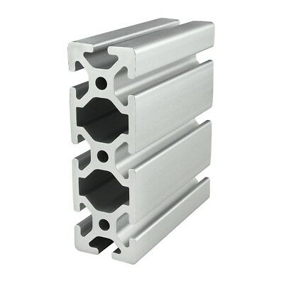 80/20 Inc T Slot 40mm x 120mm Aluminum Extrusion 40 Series 40-4012 x 610mm N