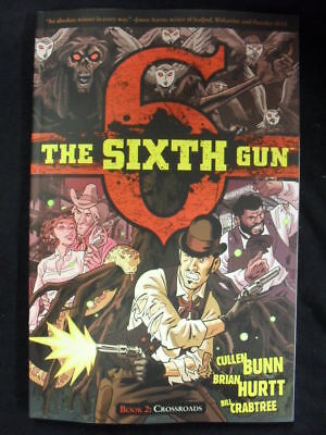 The Sixth Gun Book 2: Crossroads Tpb Collects #7 - 11 Western