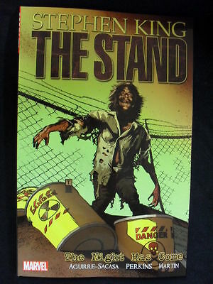 Stephen King's The Stand Volume 6: The Night Has Come Tpb. Free Uk P+P! New!!
