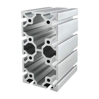 8020 Inc T Slot 80mm x 160mm Aluminum Extrusion 40 Series 40-8016 x 915mm N