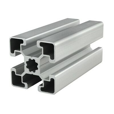 80/20 TSlot 45mm x 45mm Lite Aluminum Extrusion 45 Series 45-4545-Lite x 455mm N