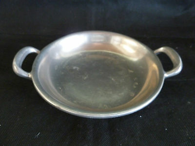Wilton Armetale Nut or Candy Dish w/ Handles      BWP