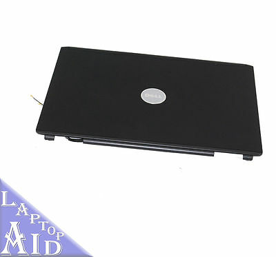 Dell Vostro 1400 LCD Back Cover 141 Black Antenna Cables