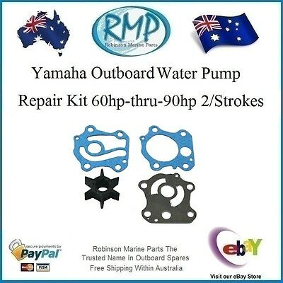 A New Yamaha Outboard Water Pump Repair Kit 75hp-thru-90hp # R 688-W0078-00