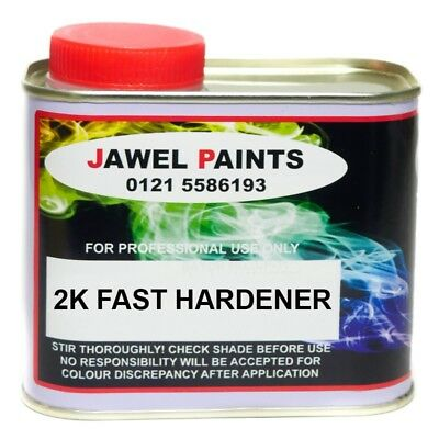 2K Car Paint Hardener Universal Ideal for Most Brands JAWEL Fast Air Dry 500ml