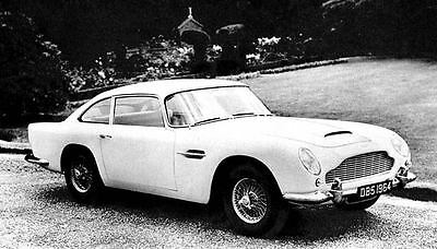 1964 Aston Martin DB5 Factory Photo ua4791-IJSJ4V