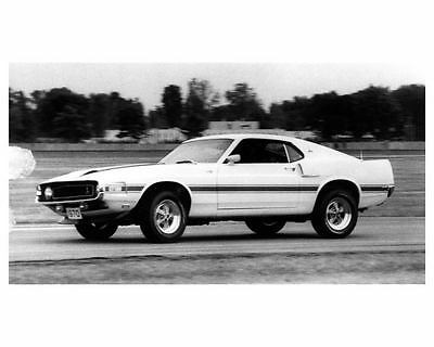 1970 Shelby Cobra GT500 Factory Photo ua5932-S2RKNZ