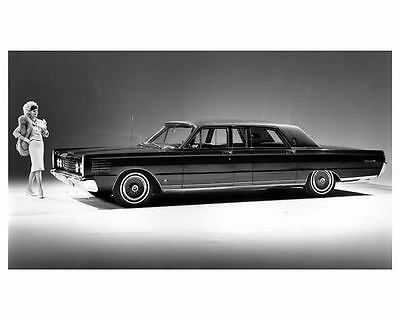 1965 Mercury Limousine Factory Photo ub0374-GQ7FHR