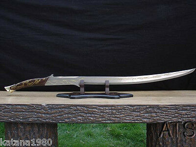 Lord of the Rings Elven Princess Sword of Arwen & Stand  BRAND NEW