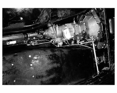 1953 Kaiser Darrin Prototype Transmission Factory Photo ub1423-QUS31T
