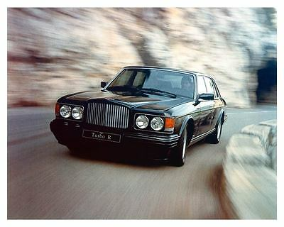 1997 Bentley Turbo R Factory Photo ub1964-QJKNH2