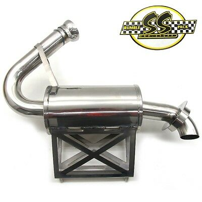 Sno-Stuff Rumble Pack Exhaust Silencer Arctic Cat 2010-2011 M CF 800 HO, 331-118