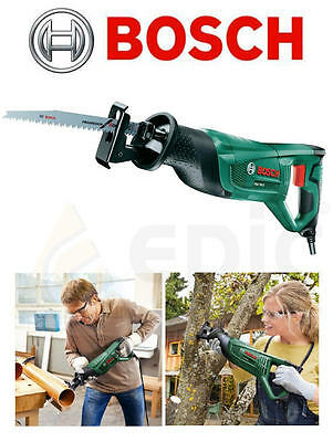 BOSCH  PSA 700 E Reciprocating/Recip/Sabre 710w Wood Multi Pruning Saw, 240v