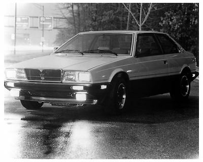 1985 Maserati Biturbo E Automobile Photo Poster zub1170-ED1QNG