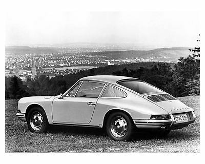 1966 Porsche 911 Automobile Photo Poster zub2030-ZPP1F4
