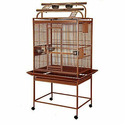 Kings Cages 8003223 Parrot Bird Play Pen Cage New Locks toy toys cages amazon