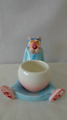 Royal Orleans United Artist Geoffery Pink Panther Collection Candle Holder #F283