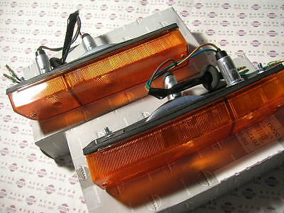 DATSUN 1200 Front Combination Lamp Kit (Fits NISSAN B110 B120 B210 Sunny Truck)